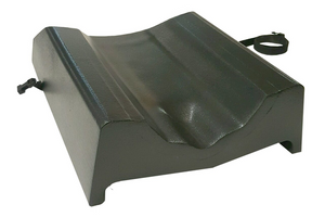 Mediposture Black Knee-to-Knee Exam Cradle