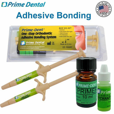 One step orthodontic adhesive kit #011-027