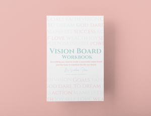 Vision Board Workbook
