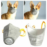 3pcs/set Pet Dog Mouth Mask