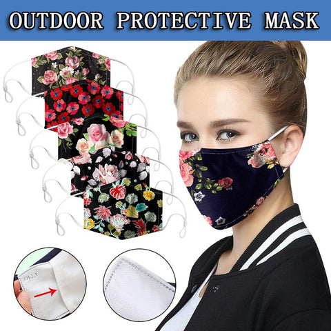 Dustproof Windproof Foggy Haze  Protective Respirator Mask