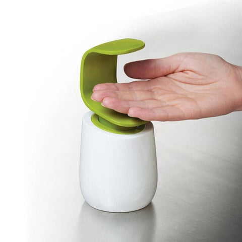 One Hand Press Soap Dispenser Bottle