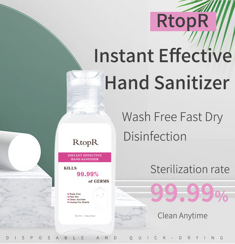 Instant effective Hand Sanitizer