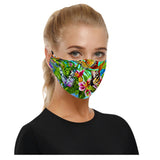 Reusable Face Mask for Dust Protection