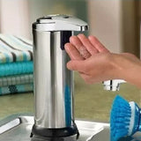 250ml Stainless Steel Automatic Soap Dispenser