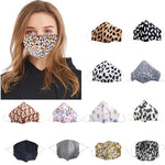Friendly Skin Mask Adult Print Adjustable