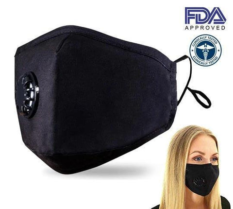 N95 Five layers Filter reusable Mask