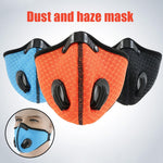 Protective Breathable Anti Dust Fog Windproof Outdoor Sports Cycling Face Mask