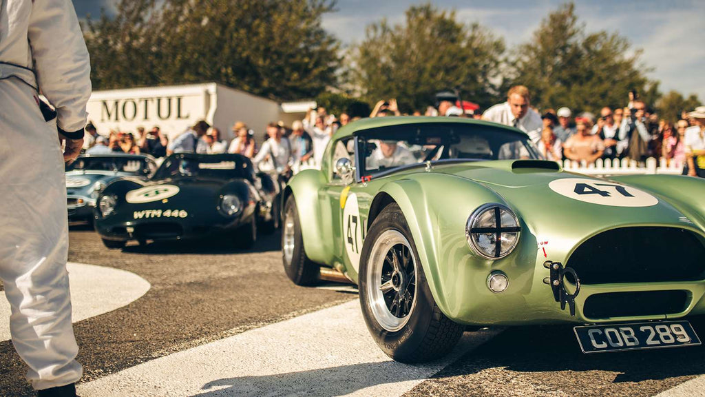 Goodwood Revival Classic Cars Vintage 2021