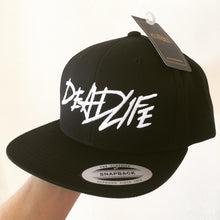 Load image into Gallery viewer, DEADLIFE Snapback