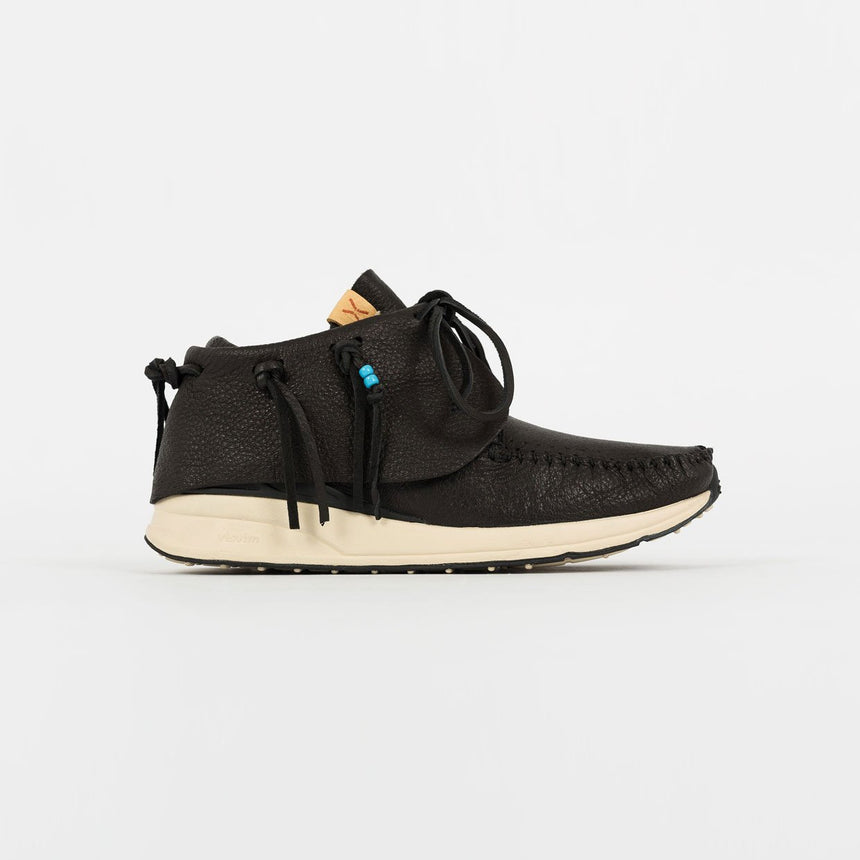 Visvim FBT Red Deer Black