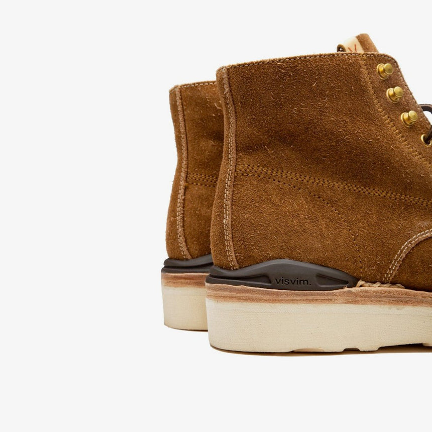 Visvim Virgil Folk Boot Camel
