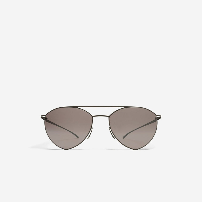 Mykita X Maison Margiela MMRAW001 Raw Black