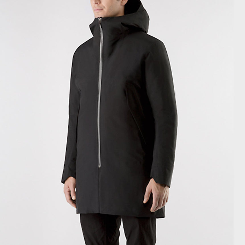 Arc'teryx Veilance Monitor Down Jacket Black