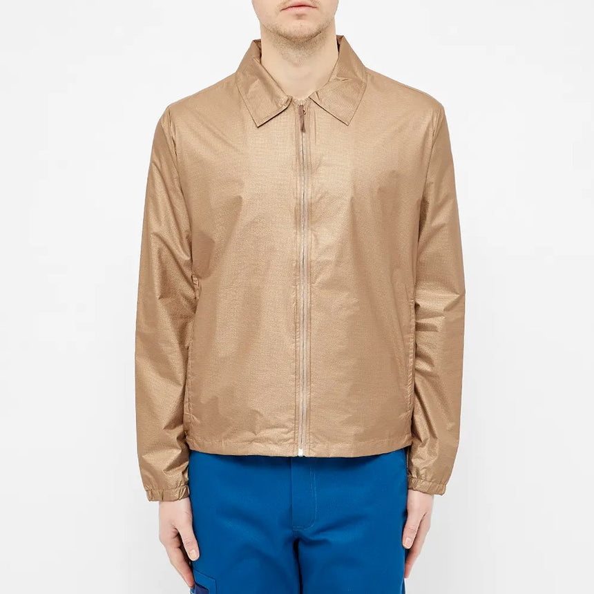 Affix Technical Coach Jacket Beige