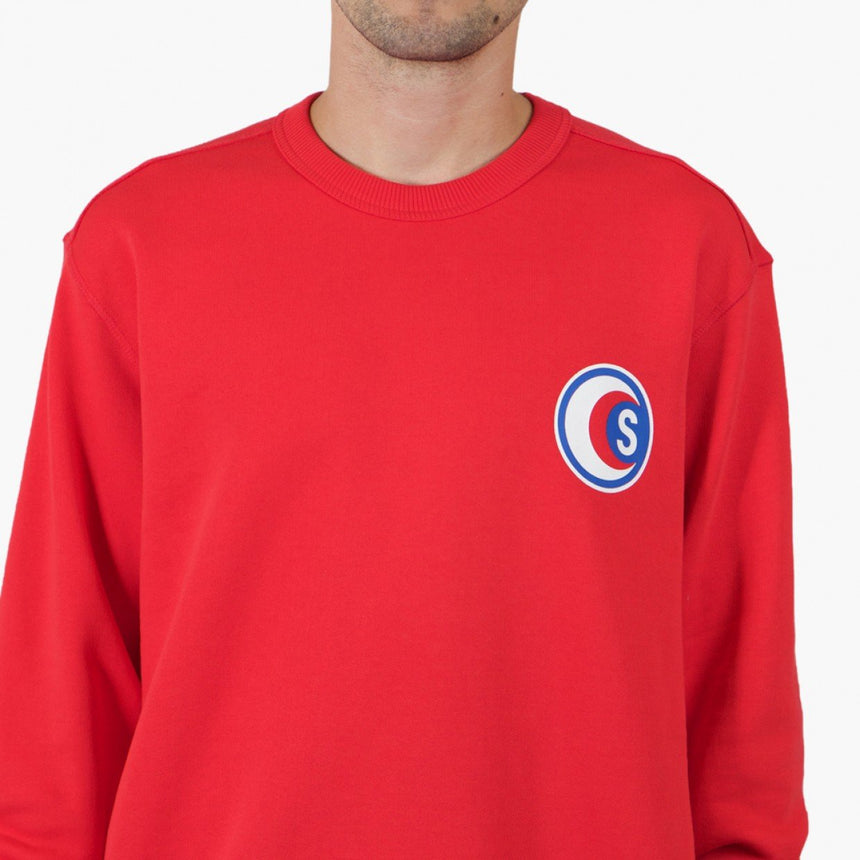 Silhouette Cartel x Silhouette Badge Sweater Red