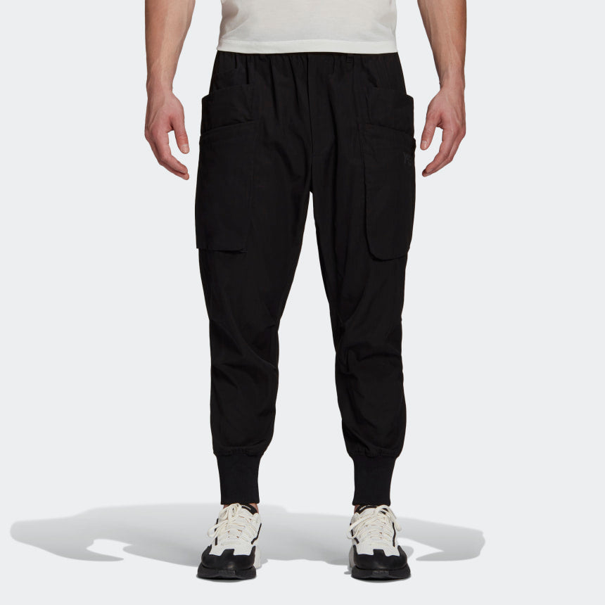 adidas Y-3 Classic Ripstop Pant Black