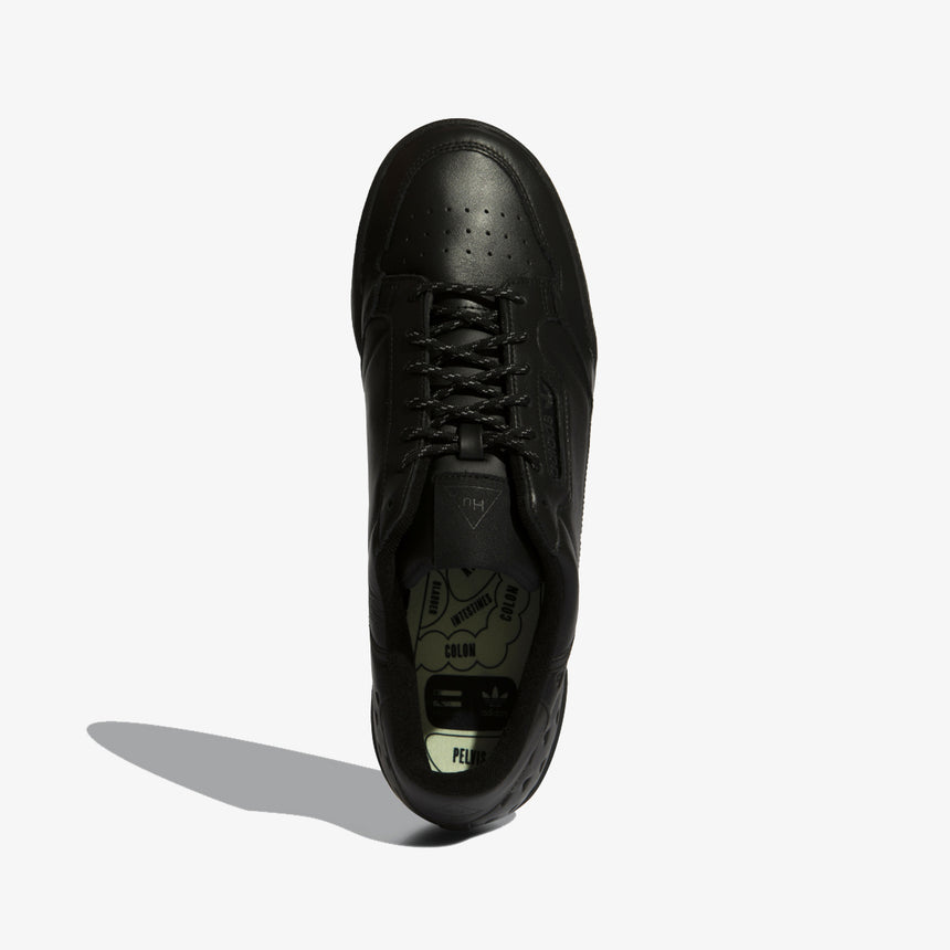 adidas x Pharrell Williams Continental 80 Triple Black