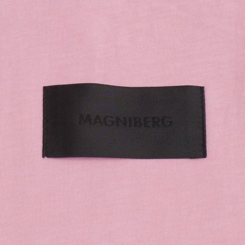 Magniberg Nude Pillow Case Jersey Washed Pink 50 x 75 cm