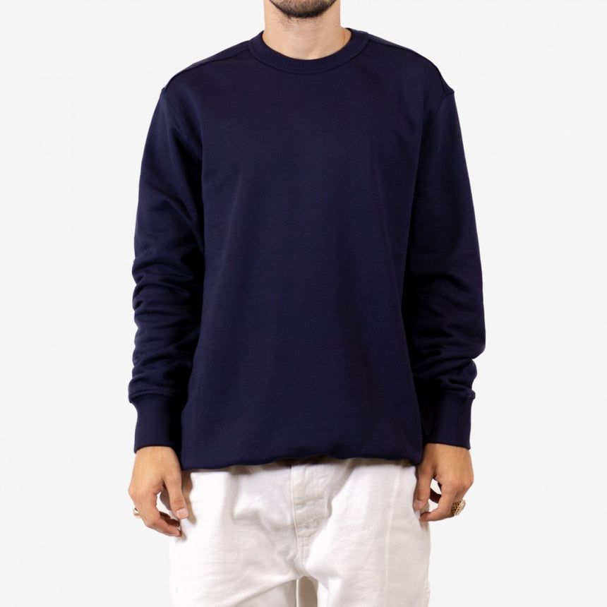 Silhouette Classic Sweater Navy Blue