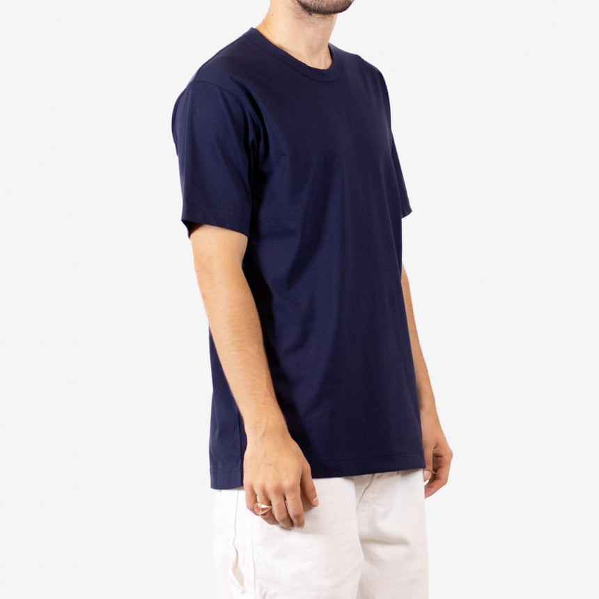 Silhouette Classic T-Shirt Navy Blue