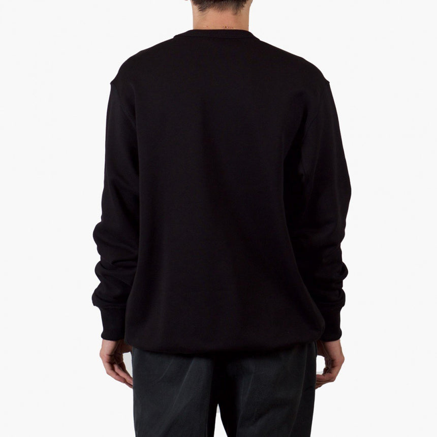 Silhouette x Cartel Badge Sweater Black