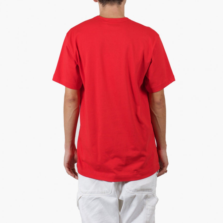 Silhouette x Cartel Logo T-Shirt Red