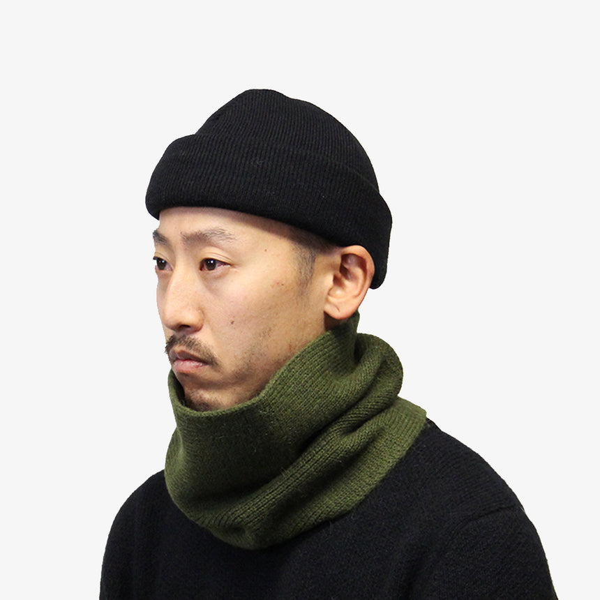 The Inoue Brothers Neckwarmer Green