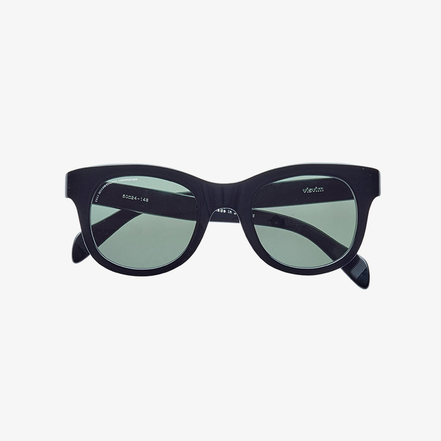 VISVIM VIATOR SUNGLASSES CHIEF BLACK