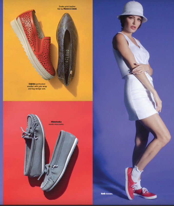 Footwear Plus Highlights Three Enjoiya Shoes for Spring