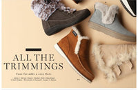 Enjoiya Neen Bootie Highlighted in Footwear Plus Magazine