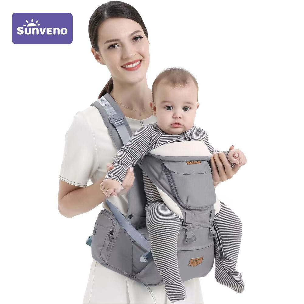 Ergonomic Baby Carrier Baby Kangaroo Child Hip Seat