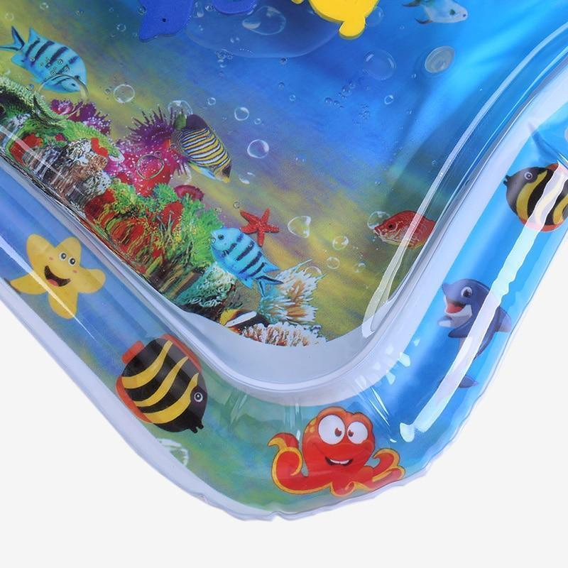 Aliexpress Baby & Kids FUN-DIVE™ Baby Water Play Mat For Tummy Time Inflatable Toy