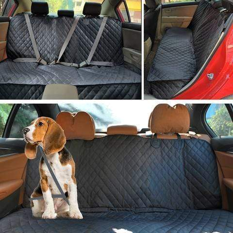 DOGGY-NO-DIRT™ Car Seat Waterproof Protector Cover