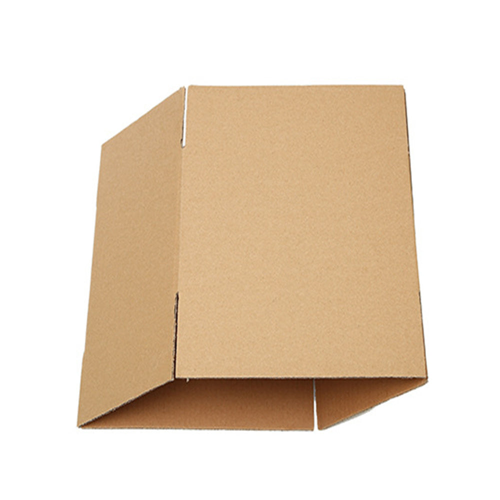 100 Corrugated Cardboard Shipping Boxes Mailing Moving Packing Carton Box 6x4x4""