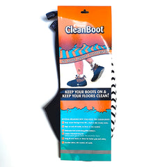 Cleanboot shoe covers from the tidy tradie