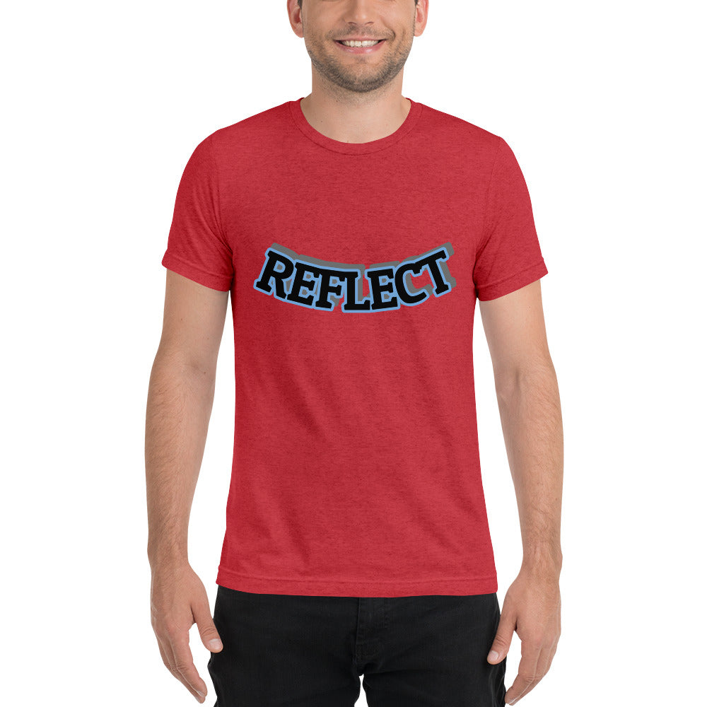 Short sleeve t-shirt REFLECT
