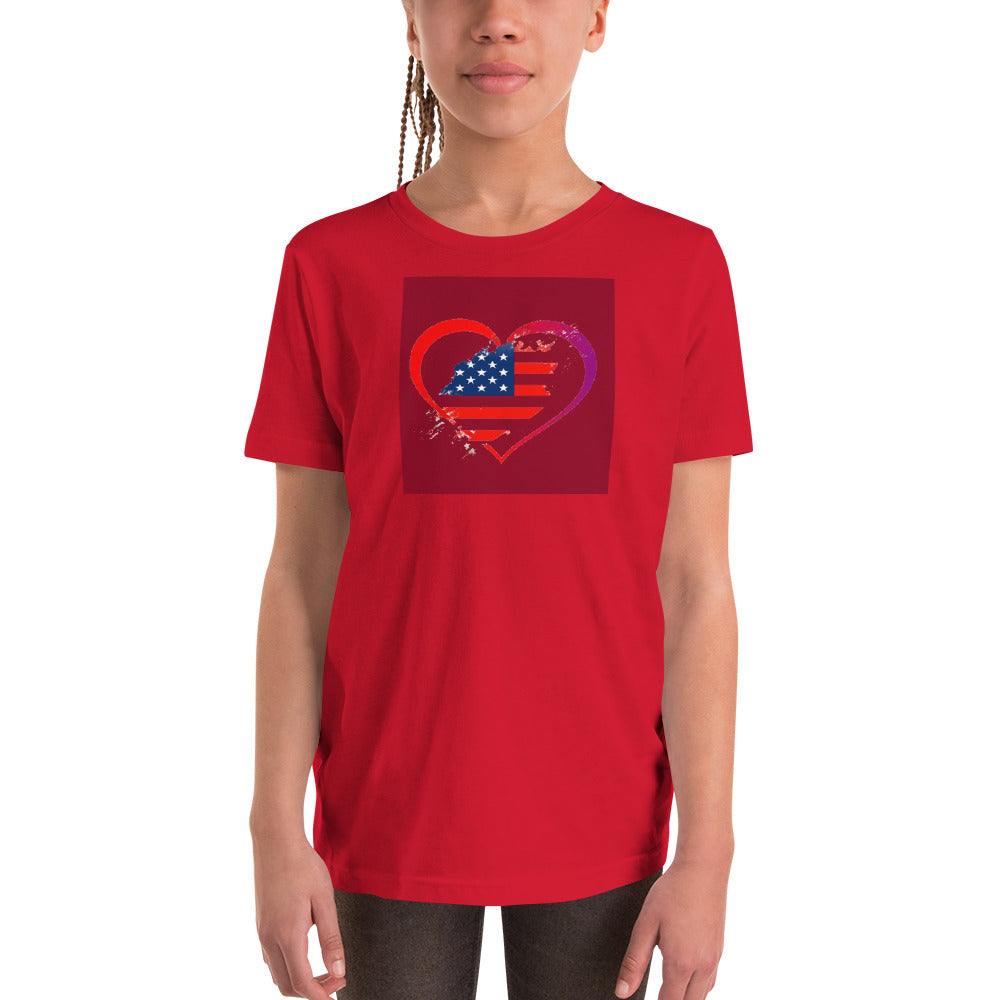AMERICAN Youth Short Sleeve T-Shirt
