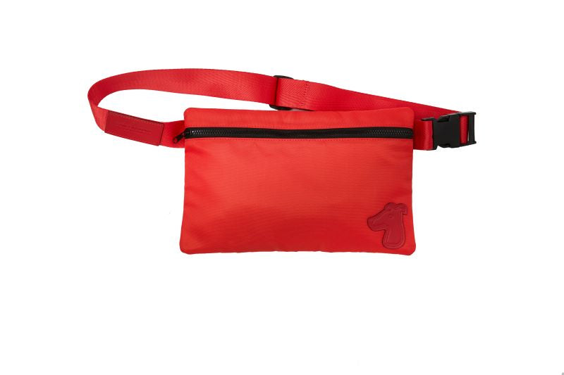 Smileyhound Nylon Crossbody Bag