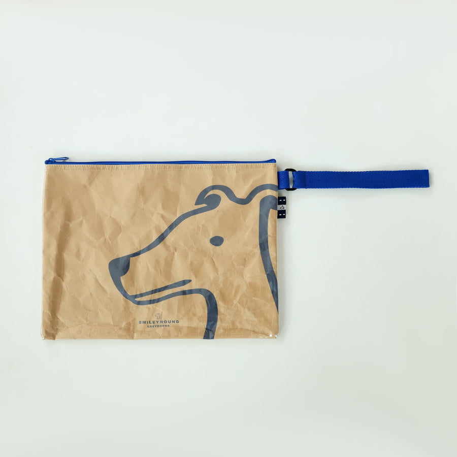 Smileyhound Paper plastic pouch bag