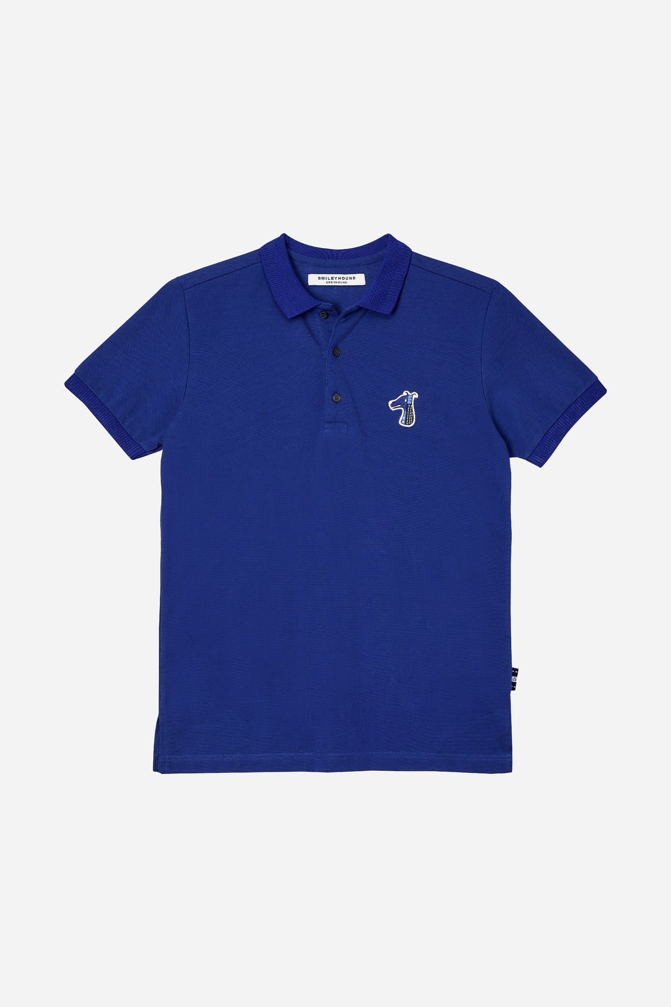 Load image into Gallery viewer, PIQUE POLO SHIRT WITH LOGO EMBROIDED (S20MD03092NB1A)