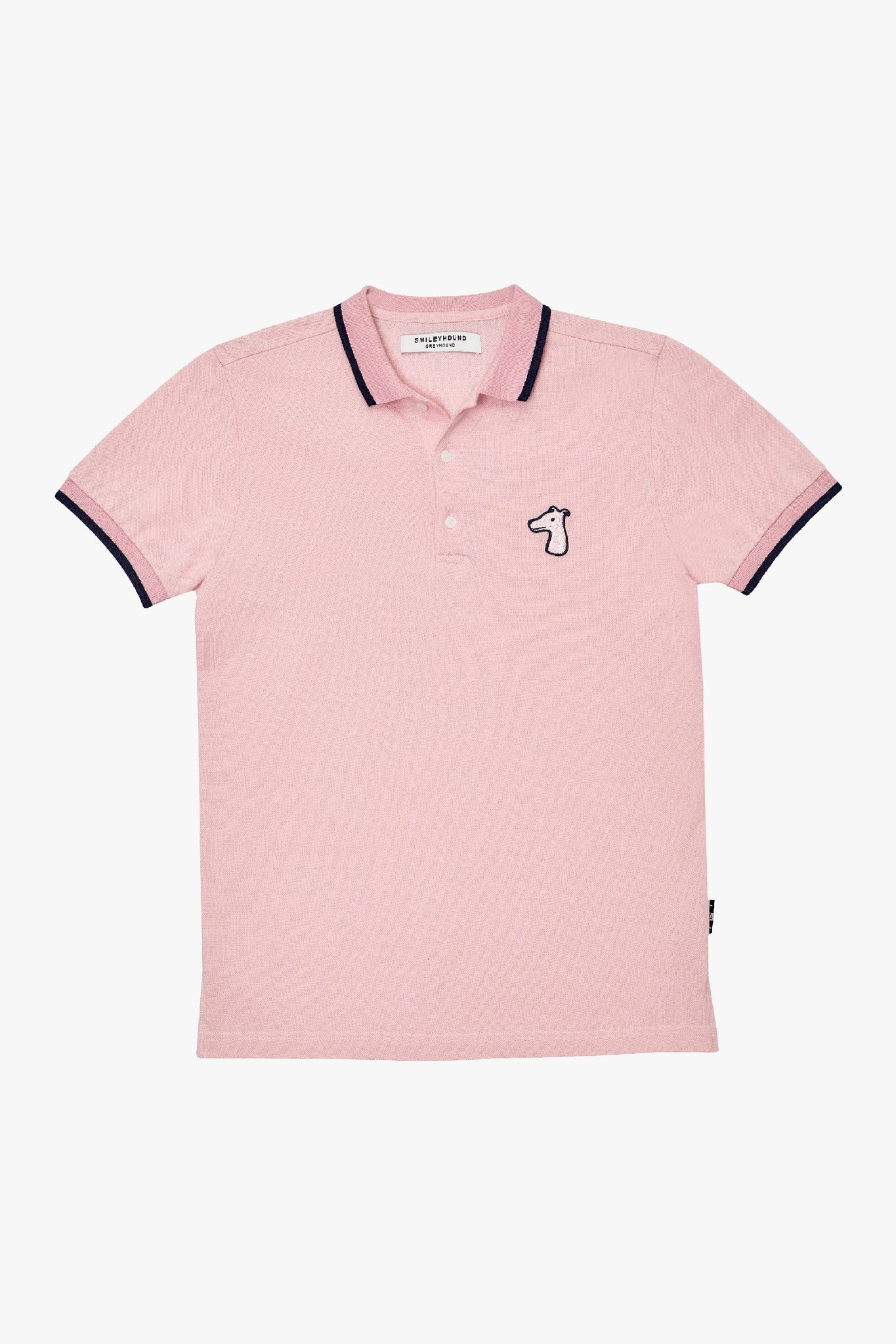 Load image into Gallery viewer, PIQUE POLO SHIRT WITH LOGO EMBROIDED (S20MD03373PK1B)
