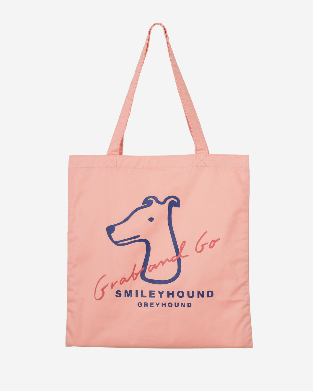 ONLINE EXCLUSIVE COTTON TOTE BAG WITH SCREENED LOGO