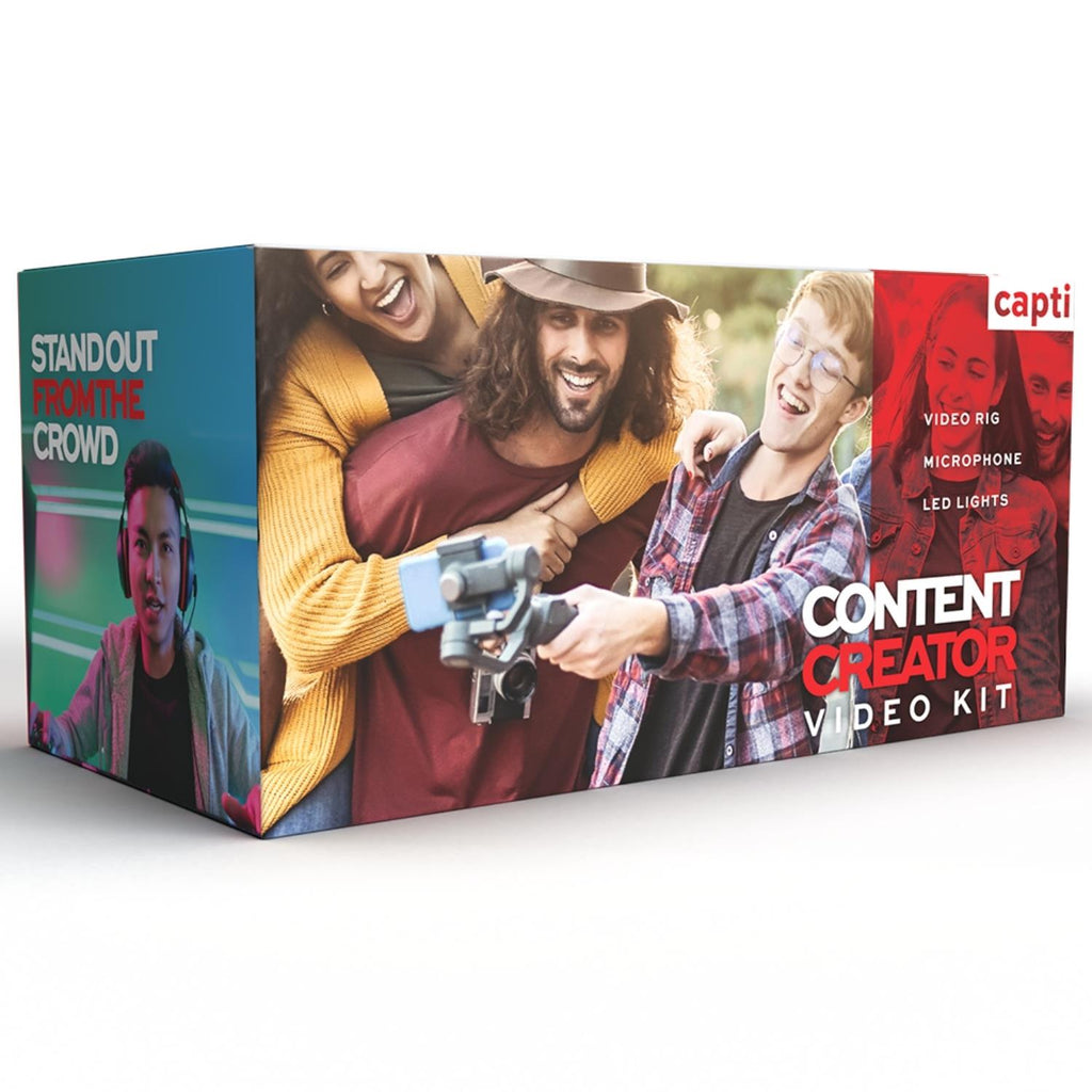 Content Creator Video Kit