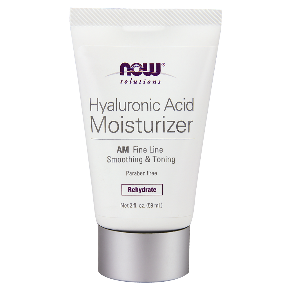Now Foods - Hyaluronic Acid A.M. Moisturizer