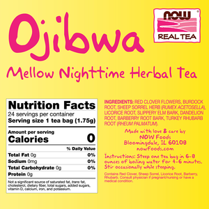 Now Foods - Ojibwa Tea