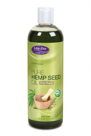 Life-Flo - PURE HEMP SEED OIL