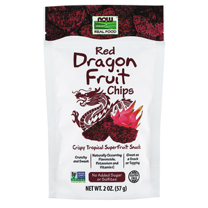 Now Foods - Red Dragon Fruit Chips