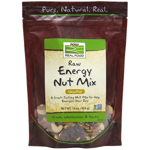 Now Foods - Raw Energy Nut Mix
