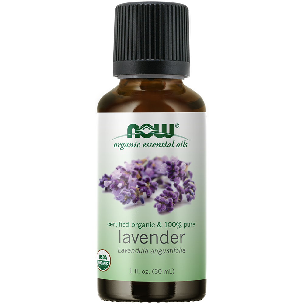Now Foods - Lavender Oil, Organic